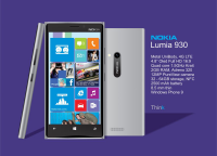 "Responses to ""Nokia Lumia 930 Render, Created by Victor Cao; Specs ..."