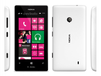 New look at the Nokia Lumia 521 with T-Mobile branding